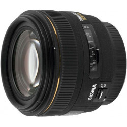 Sigma 30mm f / 1.4 EX DC HSM for Canon