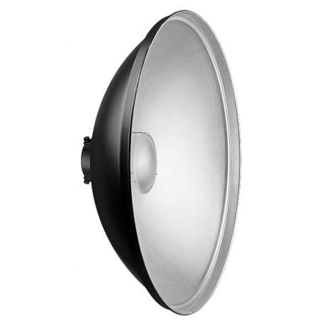 Dynaphos 70 см рефлектор със сребриста повърхност