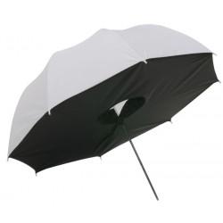 Бял дифузен бокс-чадър 109 см
