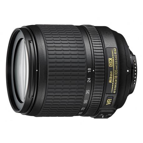Nikon AF-S DX Nikkor 18-105mm f / 3.5-5.6G ED VR