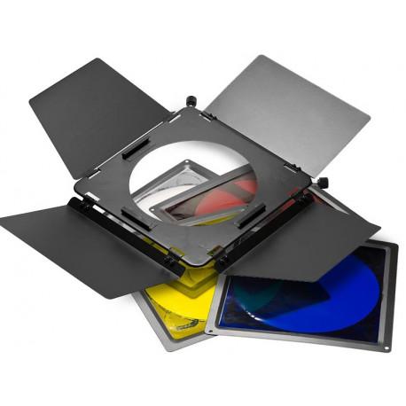 Dynaphos Valve set, honeycomb and color filters for 18 cm standard reflector