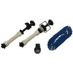 аксесоар Dynaphos Комплект за механична фонова система - шпули, верига, тежест