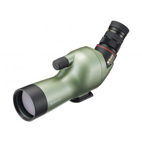 Nikon FIELDSCOPE ED50-A (зелен металик)
