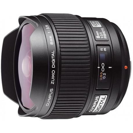 Olympus ZD 8mm f/3.5 ED Fisheye