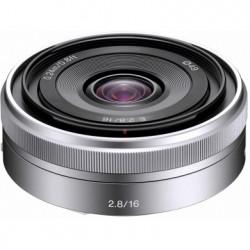Lens Sony SEL 16mm F/2.8