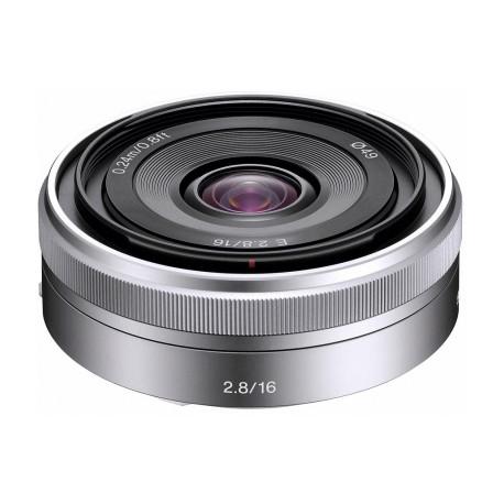 Sony SEL 16mm F/2.8