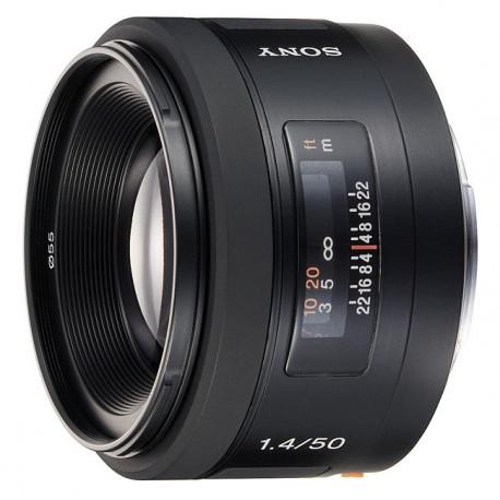 Sony SAL 50mm f/1.4