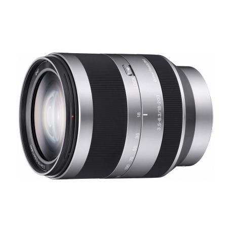 Sony SEL 18-200mm F/3.5-6.3