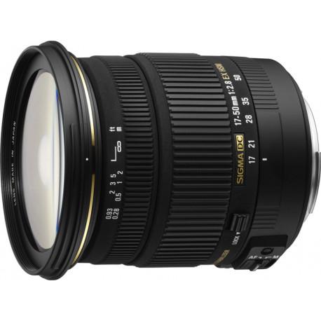 Sigma 17-50mm f / 2.8 EX DC HSM OS for Nikon