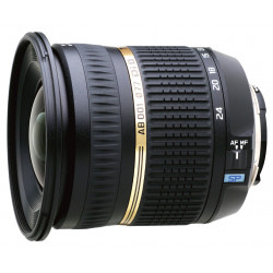 Lens Tamron AF 10-24mm f / 3.5-4.5 SP DI II LD for Canon