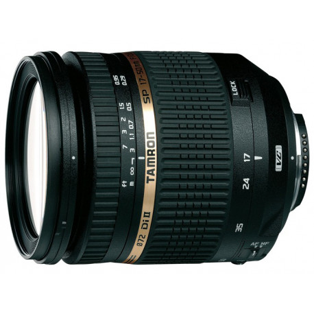 Tamron AF 17-50mm f/2.8 SP LD DI II XR VC за Canon