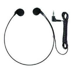 Earphones Olympus E-102 Стерео слушалки