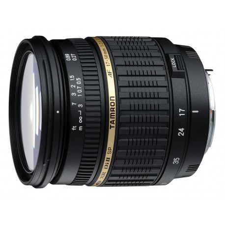 Tamron AF 17-50mm f / 2.8 SP LD DI II XR for Canon