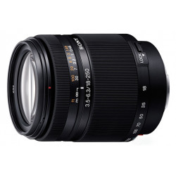 Sony SAL 18-250mm f/3.5-6.3 DT