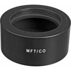 аксесоар Novoflex адаптер за обектив с М42 резба към камера с MFT байонет