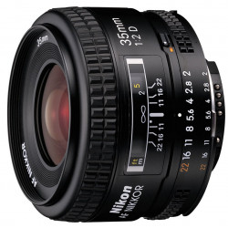 обектив Nikon AF Nikkor 35mm f/2 D