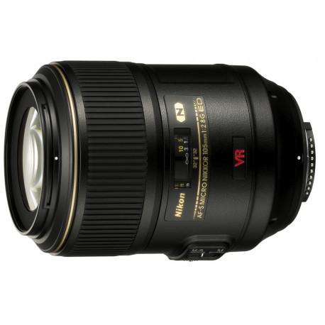 Nikon AF-S Micro Nikkor 105mm f/2.8G VR