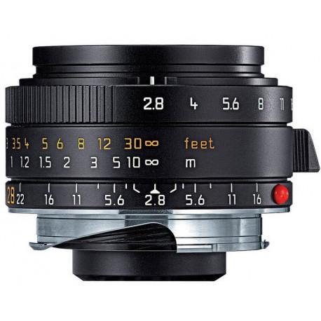 Leica Summicron-M 28mm f/2 ASPH.