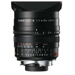 Lens Leica Summilux-M 24MM F / 1.4 ASPH.