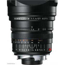 Lens Leica Summilux-M 21mm f / 1.4 ASPH.