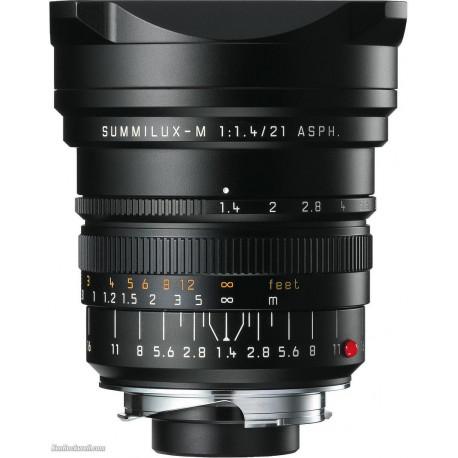 Leica Summilux-M 21mm f / 1.4 ASPH.
