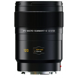 Leica APO MACRO Summarit-S 120mm f/2.5 (CS)