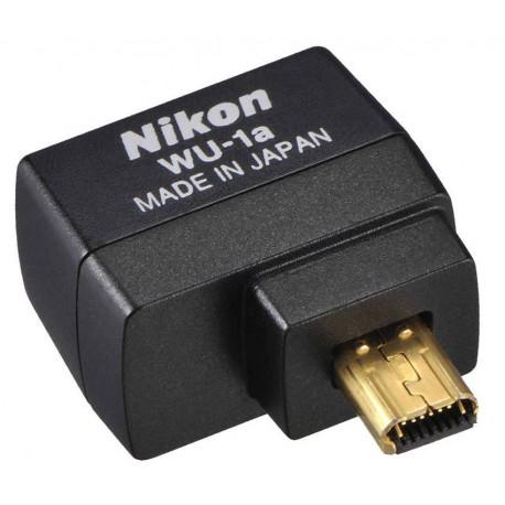 Nikon Безжичен мобилен адаптер WU-1a