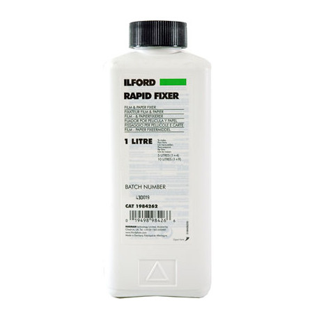 Ilford Rapid & Paper Fixer 1L