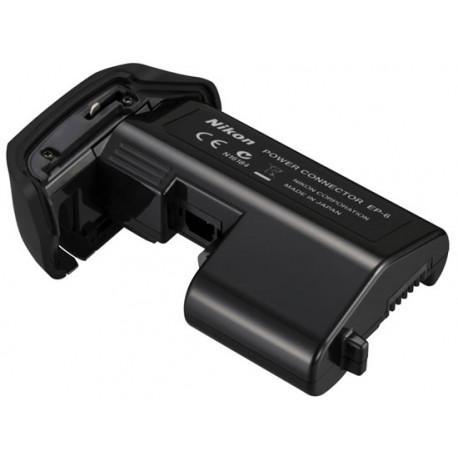 Nikon Променливотоков захранващ конектор EP-6
