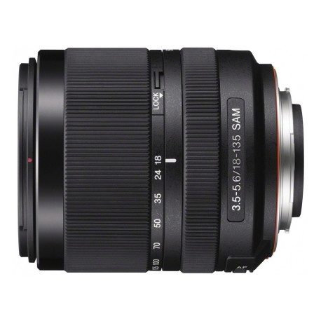 Sony SAL 18-135mm f / 3.5-5.6 SAM