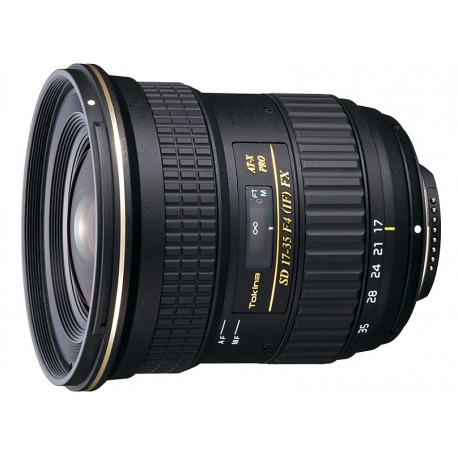 Tokina 17-35mm f / 4 AT-X PRO FX for Canon
