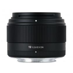 обектив Sigma 19mm f/2.8 EX DN за Sony E