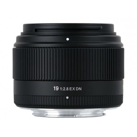 Sigma 19mm f/2.8 EX DN за Sony E