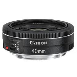 обектив Canon EF 40mm f/2.8 STM