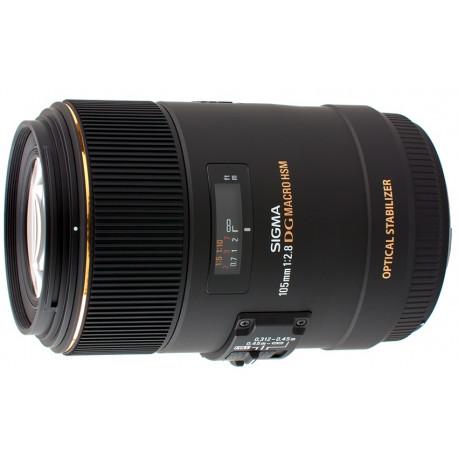 Sigma 105mm f/2.8 EX DG OS HSM Macro за Nikon