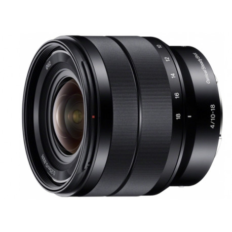 Sony SEL 10-18mm f/4 OSS