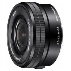 Sony SEL 16-50mm f / 3.5-5.6 PZ OSS (Black)