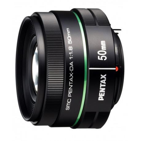 Pentax SMC 50mm f/1.8 DA