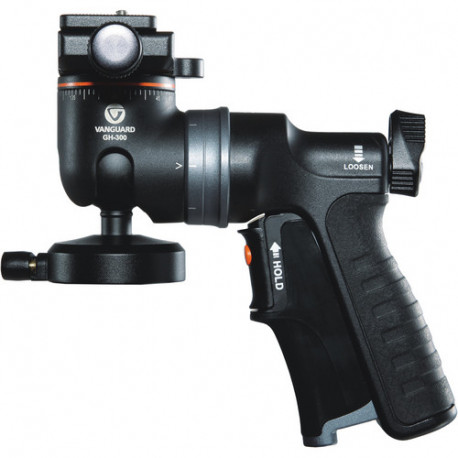 Vanguard GH-300T Pistol Grip Ball Head - ябълковидна глава със спусък