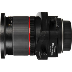 Samyang 24mm f / 3.5 Tilt-Shift - Nikon F