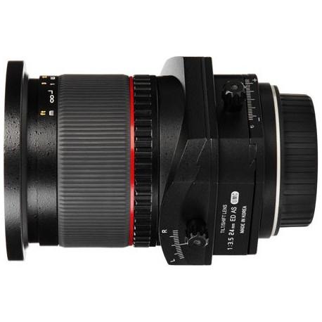Samyang 24mm f/3.5 Tilt-Shift - Nikon F
