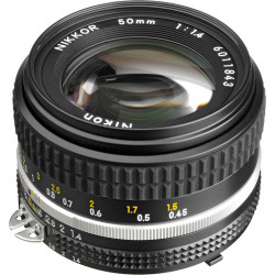 Lens Nikon AI 50mm f/1.4