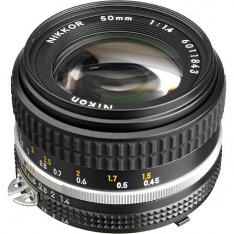 Nikon AI 50mm f/1.4