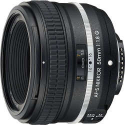 обектив Nikon AF-S 50mm f/1.8G DF Retro