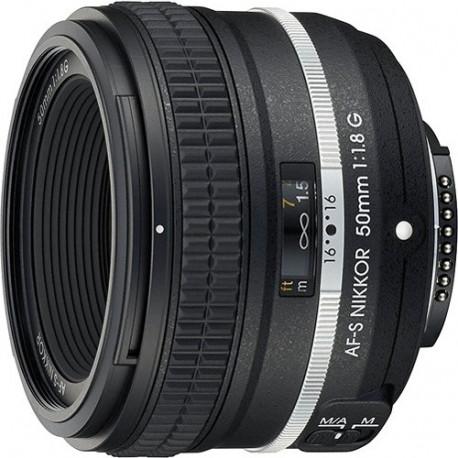 Nikon AF-S 50mm f/1.8G DF Retro