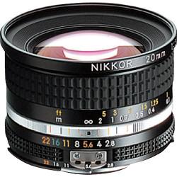 Nikon AI 20mm f/2.8