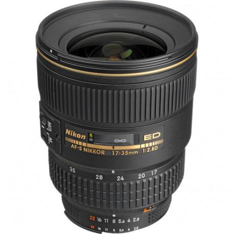 Nikon AF-S 17-35mm f/2.8D ED