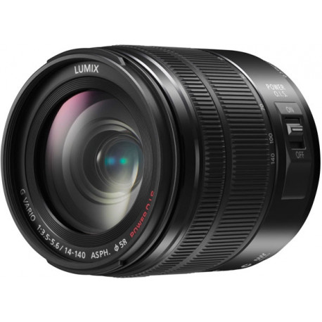 Panasonic Lumix G Vario 14-140mm f/3.5-5.6 II ASPH. POWER O.I.S.