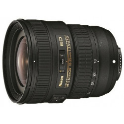 обектив Nikon AF-S 18-35mm f/3.5-4.5G ED