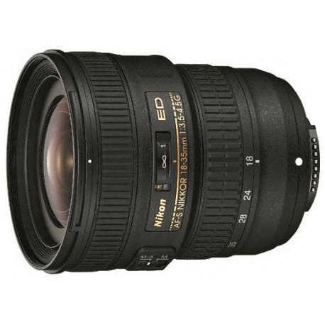 Nikon AF-S 18-35mm f / 3.5-4.5G ED